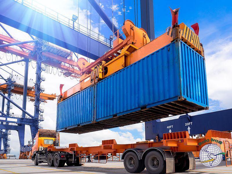 Despachante aduaneiro comércio exterior