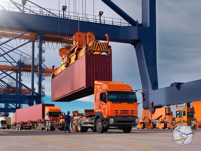 Empresas de agente de carga internacional